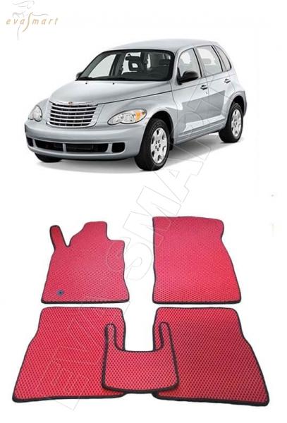 Chrysler PT Cruiser 2002 - 2010 коврики EVA Smart