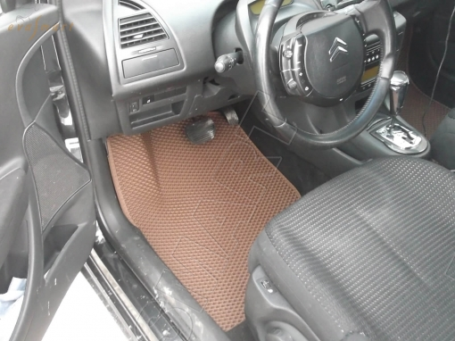 Citroen C4 I хэтчбек 2004 - 2010 коврики EVA Smart