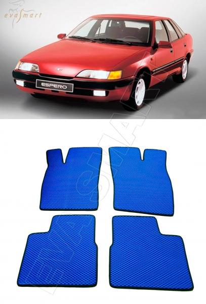 Daewoo Espero 1990 - 1999 коврики EVA Smart