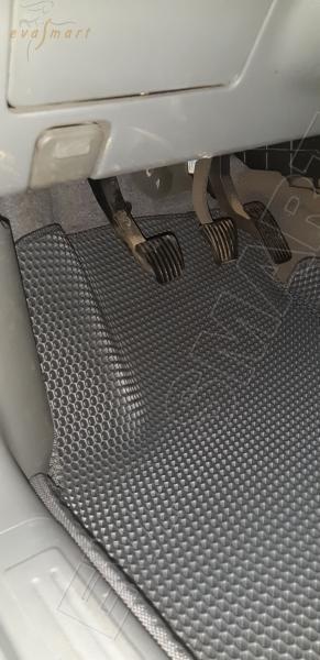 Daewoo Gentra вариант макси 3d 2004 - 2015 коврики EVA Smart