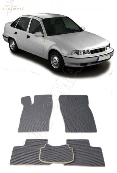 Daewoo Nexia 1995 - 2016 коврики EVA Smart