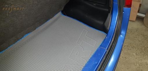Daihatsu Cuore VI 2003 - 2007 коврик в багажник EVA Smart