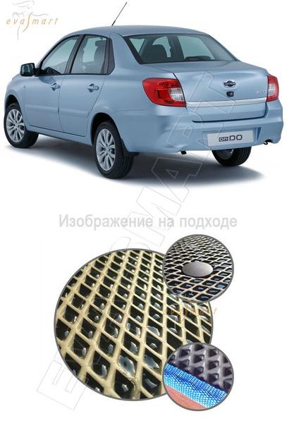 Datsun on-DO 2014 - 2021 коврик в багажник EVA Smart