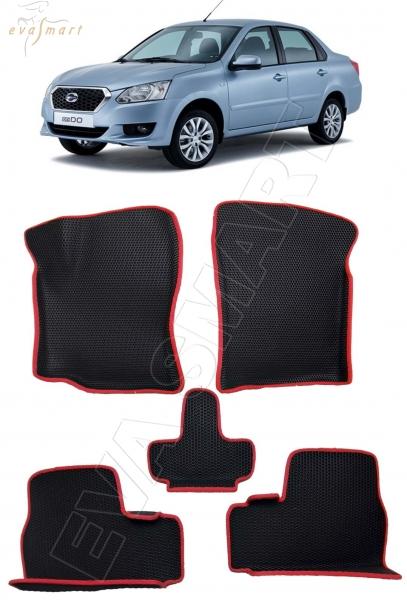 Datsun on-DO вариант макси 3d 2014 - 2021 коврики EVA Smart