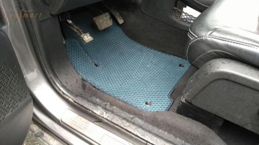 Dodge Journey I рестайлинг 2011 - н.в. коврики EVA Smart