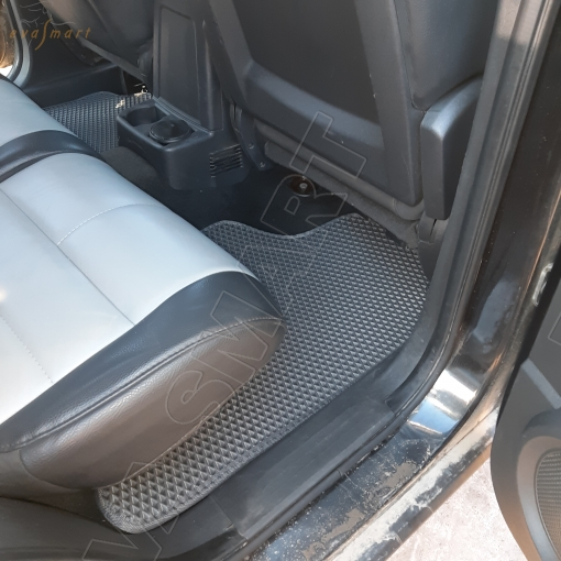 Dodge Nitro 2007 - 2011 коврики EVA Smart