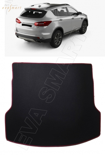 DongFeng AX7 2015 - н.в. коврики EVA Smart