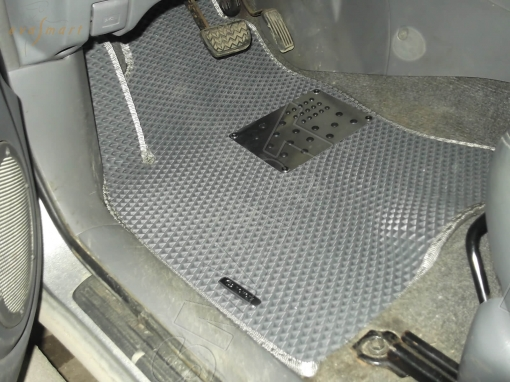 Toyota RAV 4  II (CA20) 3х дверный  2000 - 2006 Автоковрики 'EVA Smart'
