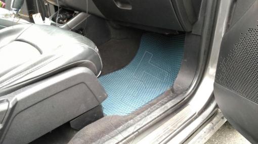 Fiat Freemont (250) 2011-2016  коврики EVA Smart