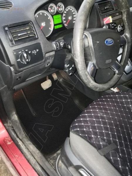 Ford C-MAX I 2003 - 2010 коврики EVA Smart