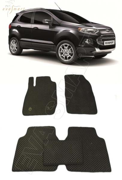 Ford EcoSport 2014 -  н. в. Автоковрики 'EVA Smart'