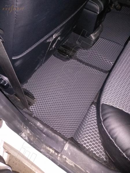 Ford Fiesta VI седан вариант макси 3d 2012 - 2019 коврики EVA Smart