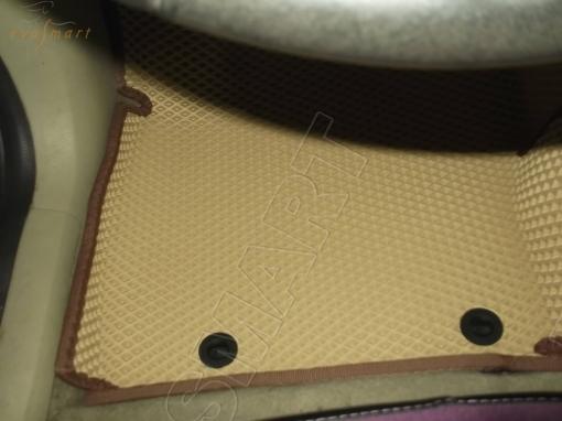 Ford Focus II вариант макси 3D 2005 - 2011 коврики EVA Smart