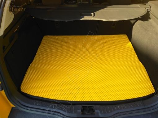 Ford Focus III 3D макси 2011 - 2019 коврики EVA Smart