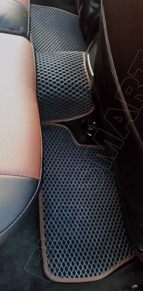 Ford Focus III 2011 - н. в. Автоковрики 'EVA Smart'