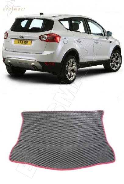 Ford Kuga I багажник 2008 - 2012 Автоковрики 'EVA Smart'