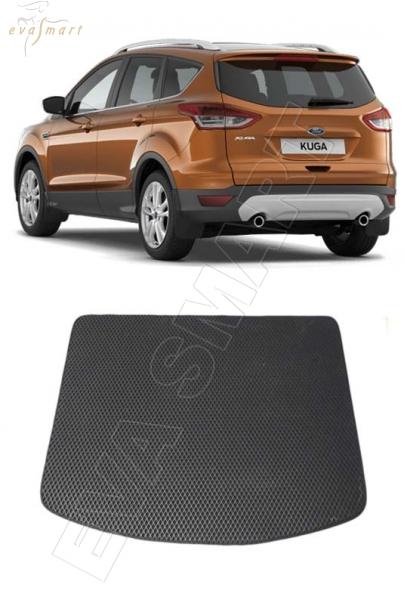 Ford Kuga II коврик в багажник 2013 - 2019 EVA Smart