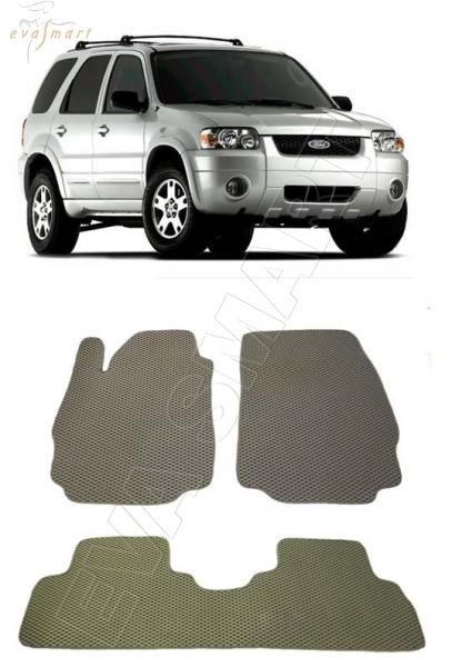 Ford Maverick(Escape) 2000 - 2007 Автоковрики 'EVA Smart'