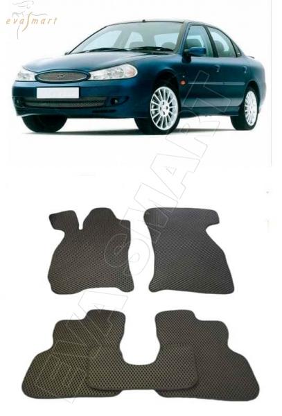 Ford Mondeo II 1996 - 2000 Автоковрики 'EVA Smart'