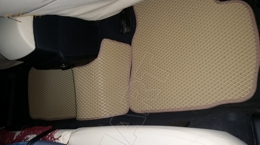 Ford Mondeo IV 2007 - 2010 коврики EVA Smart
