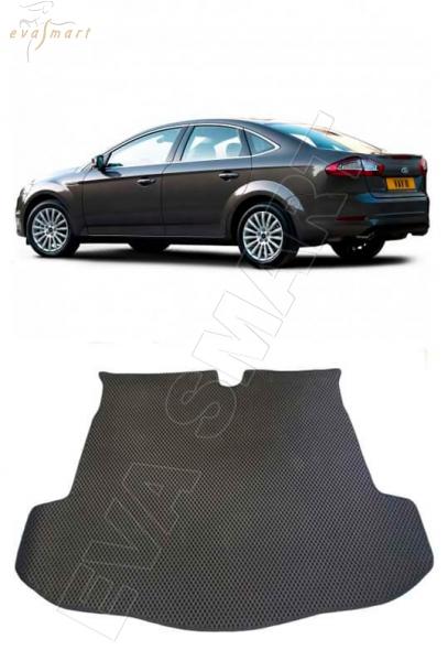 Ford Mondeo IV багажник седан 2010 - 2015 Автоковрики 'EVA Smart'