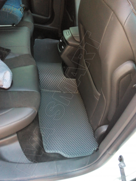Ford Mondeo V 2015 - н.в. коврики EVA Smart