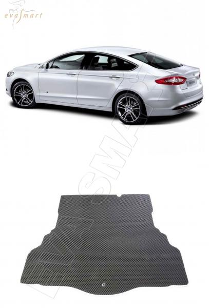 Ford Mondeo V 2015 - н.в. коврик в багажник EVA Smart