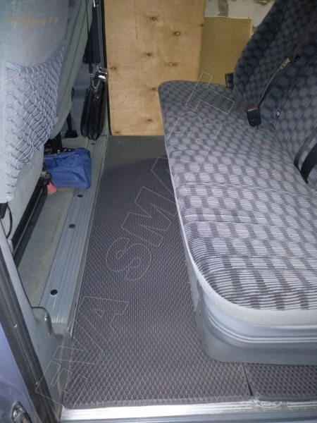 Ford Tourneo Connect I рестайлинг 2009 - 2013 коврики EVA Smart