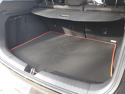HAVAL F7 коврик в багажник 2019 - н.в. EVA Smart