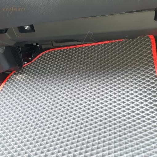 HAVAL H6 5 мест 2014 - 2020 коврики EVA Smart