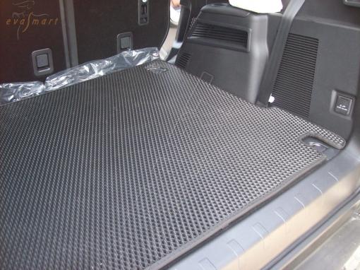HAVAL H9 7 мест коврик в багажник 2014 - н.в. EVA Smart