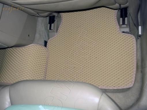 Honda Accord VII 2003 - 2008 коврики EVA Smart