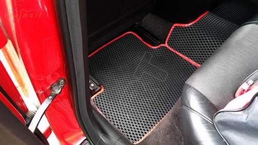 Honda Accord VIII 2008 - 2013 Автоковрики 'EVA Smart'