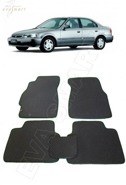 HondaCivic VI седан 1995 - 2000 Автоковрики 'EVA Smart'