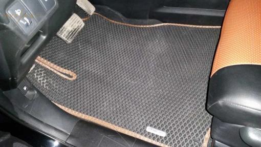 Honda CR-V IV 2012- н. в. Автоковрики 'EVA Smart'