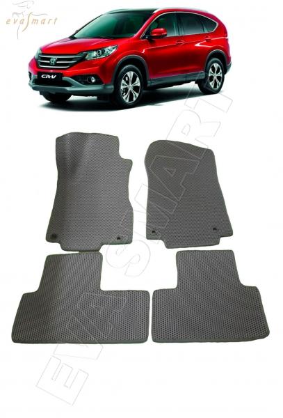 HondaCR-VIV 2012 - Автоковрики 'EVA Smart'