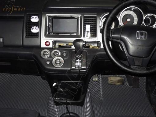 Honda Crossroad 2007 - 2010 правый руль коврики EVA Smart