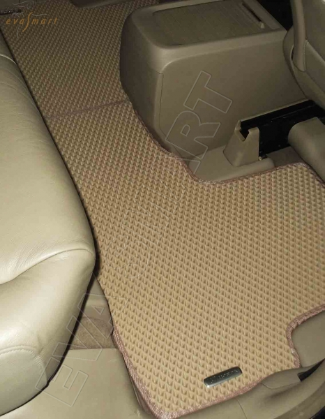 Honda CR-V III 2007 - 2012 Автоковрики 'EVA Smart'