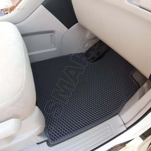 Honda Elysion (Prestige) рестайлинг 2006 - 2013 коврики EVA Smart