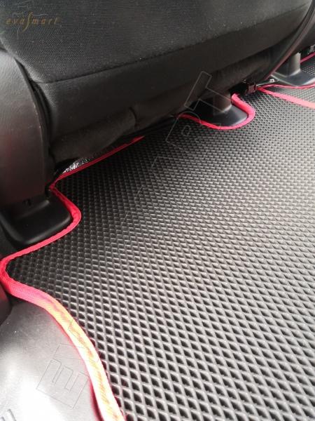 Honda Freed Spike правый руль 2010 - 2016 коврики EVA Smart