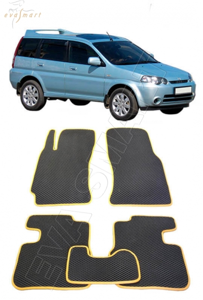 Honda HRV I 1998-2006 Автоковрики 'EVA Smart'