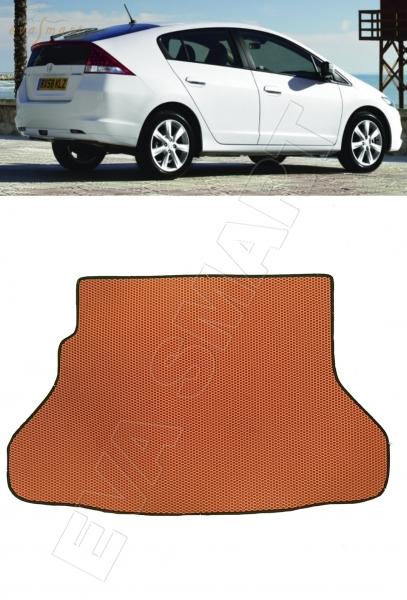 Honda Insight II 2009 - 2014 коврик в багажник EVA Smart