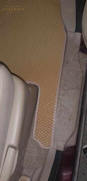 Honda Odyssey III 5 мест 2003 - 2008 коврики EVA Smart