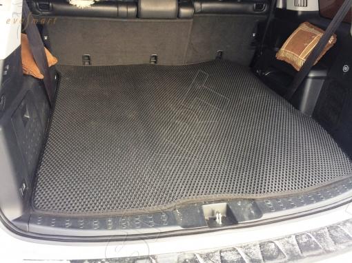 Honda Pilot II 2008 - 2015 коврик в багажник EVA Smart