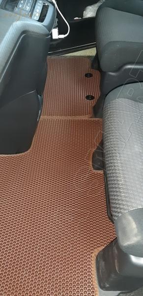 Honda Stepwgn V Spada правый руль 2015 - 2017 коврики EVA Smart