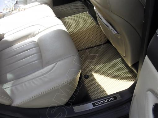 Hyundai Genesis 2009 - 2013 Автоковрики 'EVA Smart'