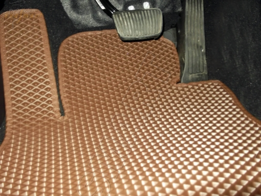 Hyundai Genesis G70 2018 - н.в. коврики EVA Smart