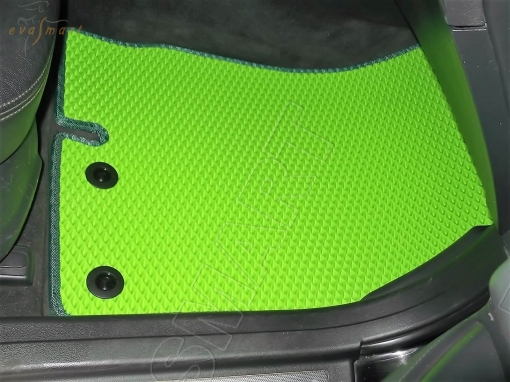 Hyundai Grandeur IV рестайлинг седан 2010 - 2011 Автоковрики 'EVA Smart'