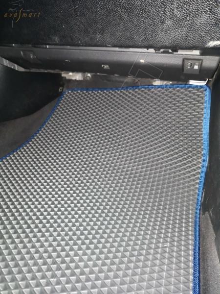 Hyundai Grandeur V седан 2011 - 2016 коврики EVA Smart