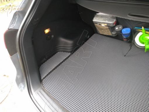 Hyundai ix35 2010 - 2015 коврик в багажник EVA Smart